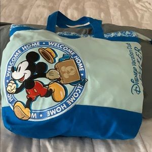 Disney vacation club member tote